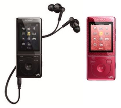 Sony Walkman E470 series