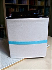 Slipcover for a fabric drawer