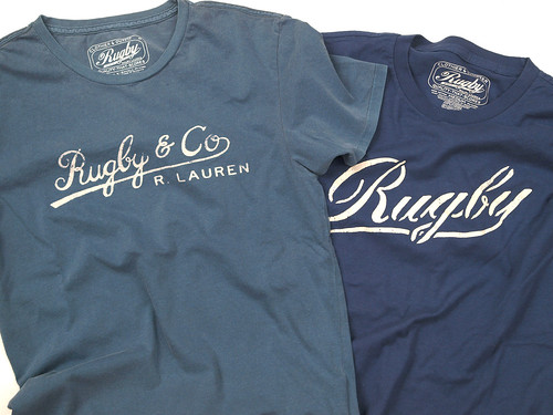 Rugby / Rugby & Co Tee , Rugby Logo Tee