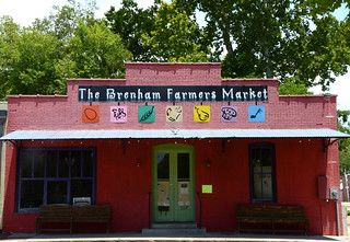 the brenham farmers market