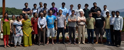2nd CompMusic workshop participants