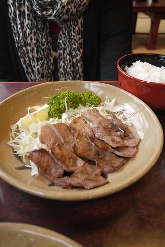 松島 石田家 午餐
