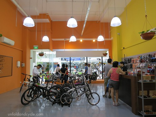 Inside MyBikeShop Too