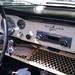 71 Karmann Ghia w/ Retrosound radio / Becker Plate