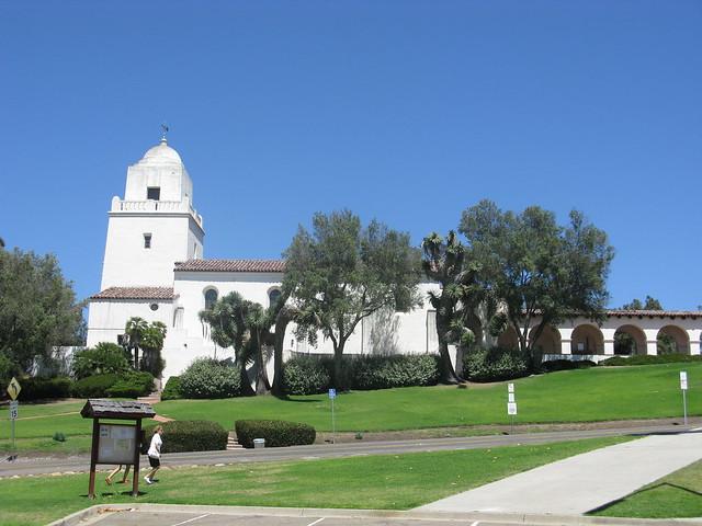Presidio Park - San Diego, California - Landmark ...
