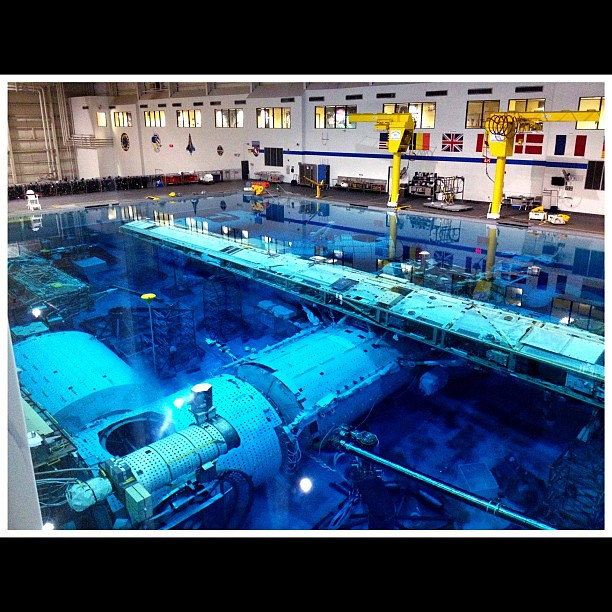 World 39 S Biggest Indoor Swimming Pool Nofilter Flickr Photo Sharing