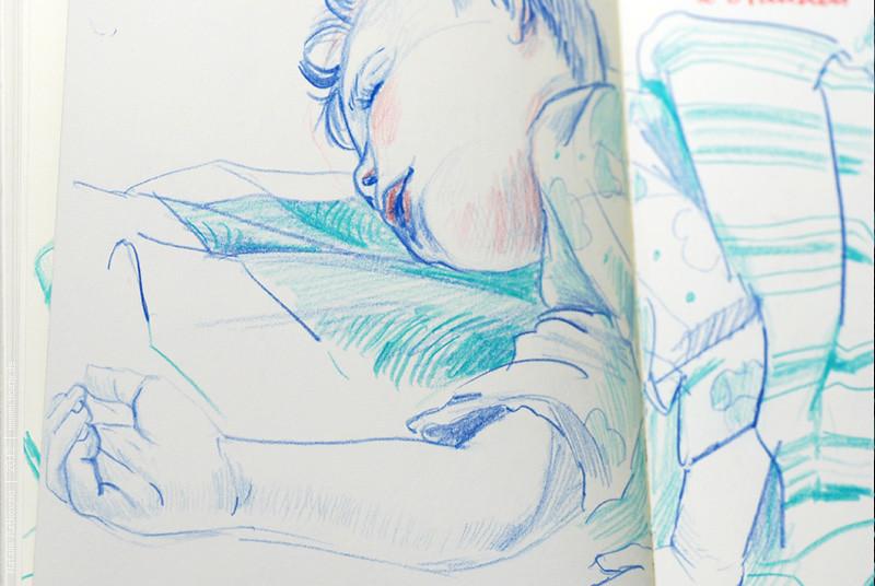 My Moleskine 2012