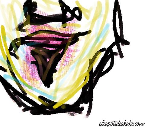 mosca-barba
