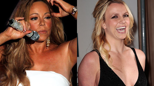 Spears vs. Carey: Who will be a better judge of voice talent?
