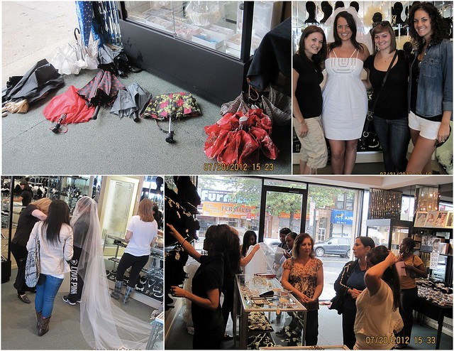 Bridal Styles Boutique 2012 Summer Sample Sale