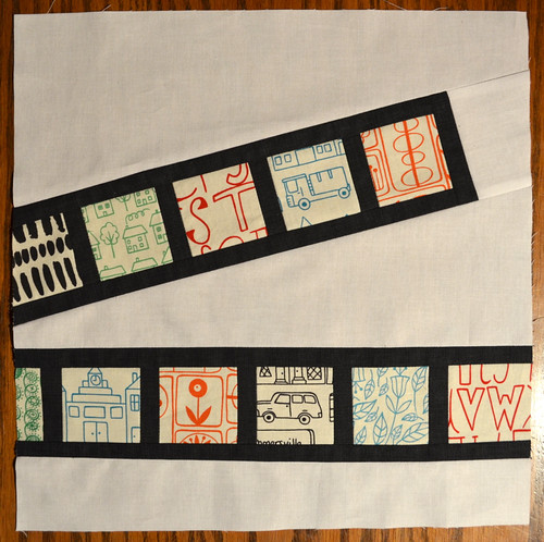 Filmstrip block for Karen - Bee a {modern} Swapper