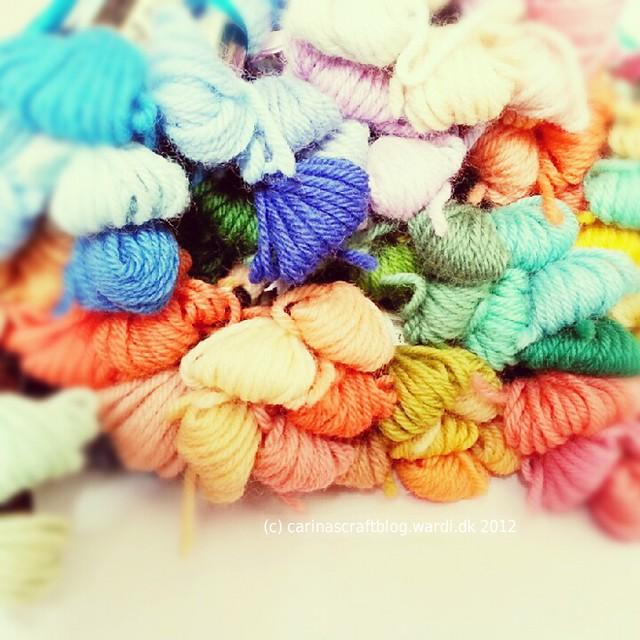 Wool....
