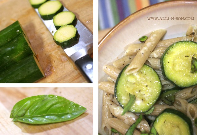 Penne With Zucchini Recipe