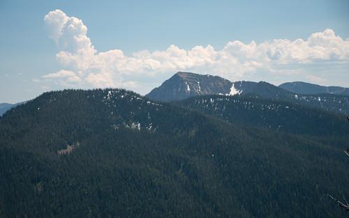 snow montana firelookout pacificnorthwesttrail northwestmontana tenlakesscenicarea kootenainationalforest mtwam
