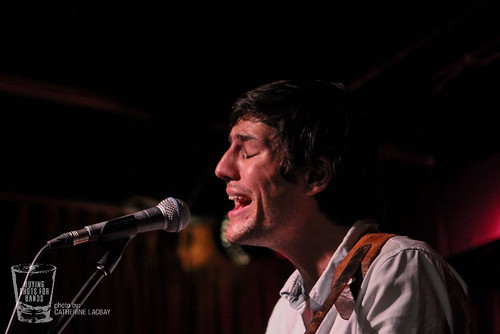 Craig Stickland @ The Drake Hotel, 24-07-12