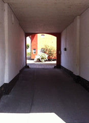Sorø: Entrance