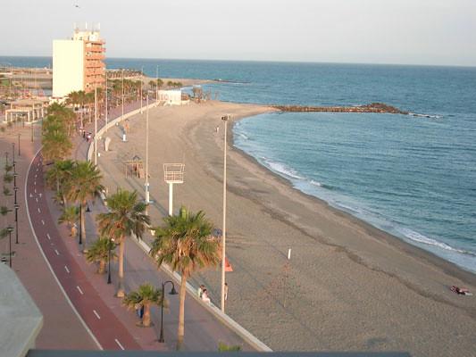 Playa de Adra
