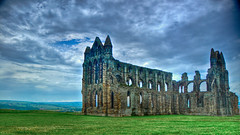 Whitby Abbey HDR