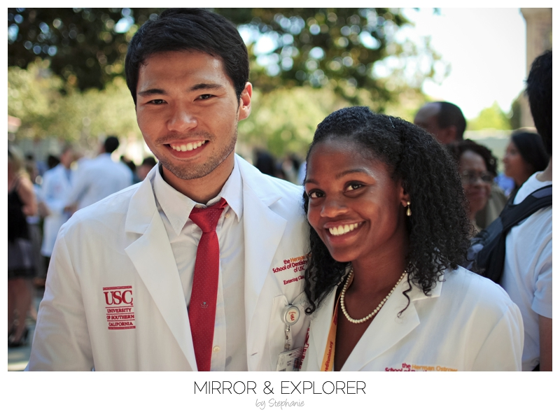 USC Ostrow Class of 2015: White Coat Ceremony | Mirror and