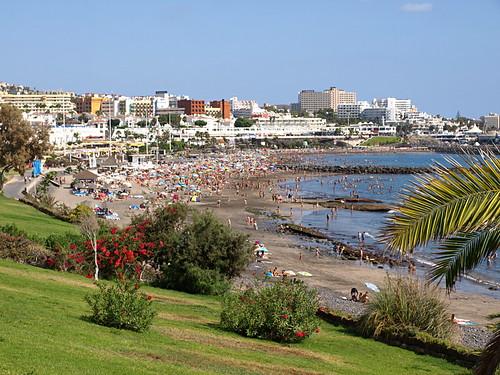Fañabe Beach, Costa Adeje