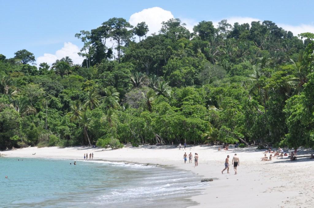 Playas del Parque Nacional de Manuel Antonio en Costa Rica Parque Nacional Manuel Antonio en Costa Rica, el más pequeño y más popular - 7734651944 bd3926ff58 o - Parque Nacional Manuel Antonio en Costa Rica, el más pequeño y más popular