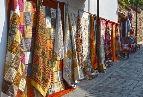 Antalya Streetside Carpets