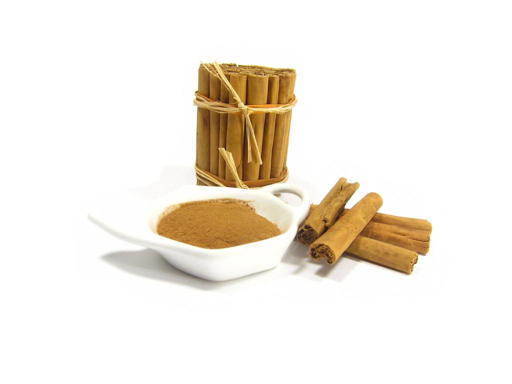 cinnamon ground, spices