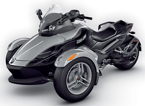 Power Sports Vehicles Wow China's Thrill Seeking Wealthy Can Am Spyder