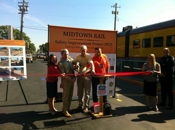 Rail Safety Event