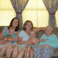 Four Generations and Noah