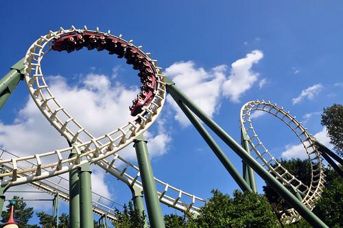 Python RollerCoaster