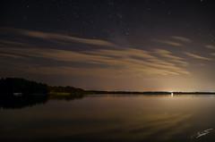 Le calme de la nuit
