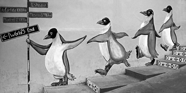 Penguins - World's End