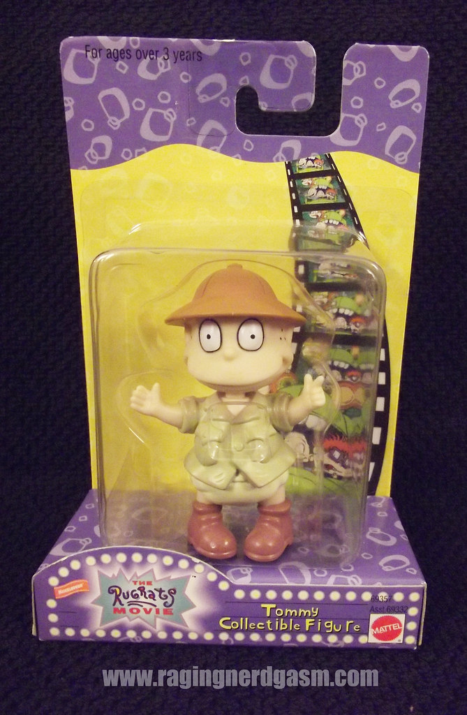 Nickelodeon Rugrats figures_0022