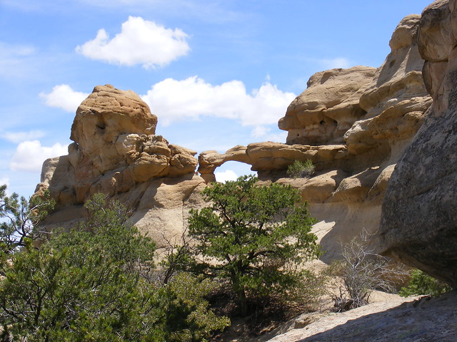New Mexico Natural Arch NM-337