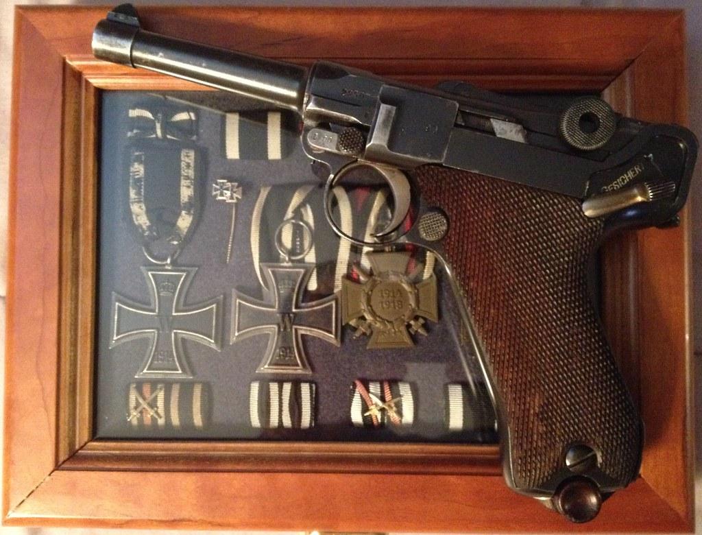 1937 Luger - AR15 COM