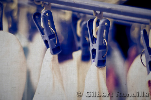 Clothespins (textured)