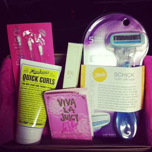 Love it all! Thank you, #birchbox!