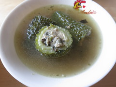 Canh Khổ qua (Bitter melon soup)