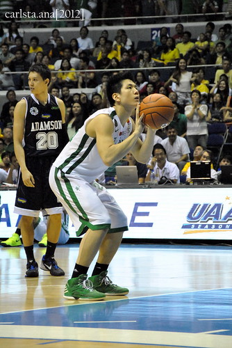 UAAP Season 75: DLSU Green Archers vs. Adamson Falcons, Aug 12
