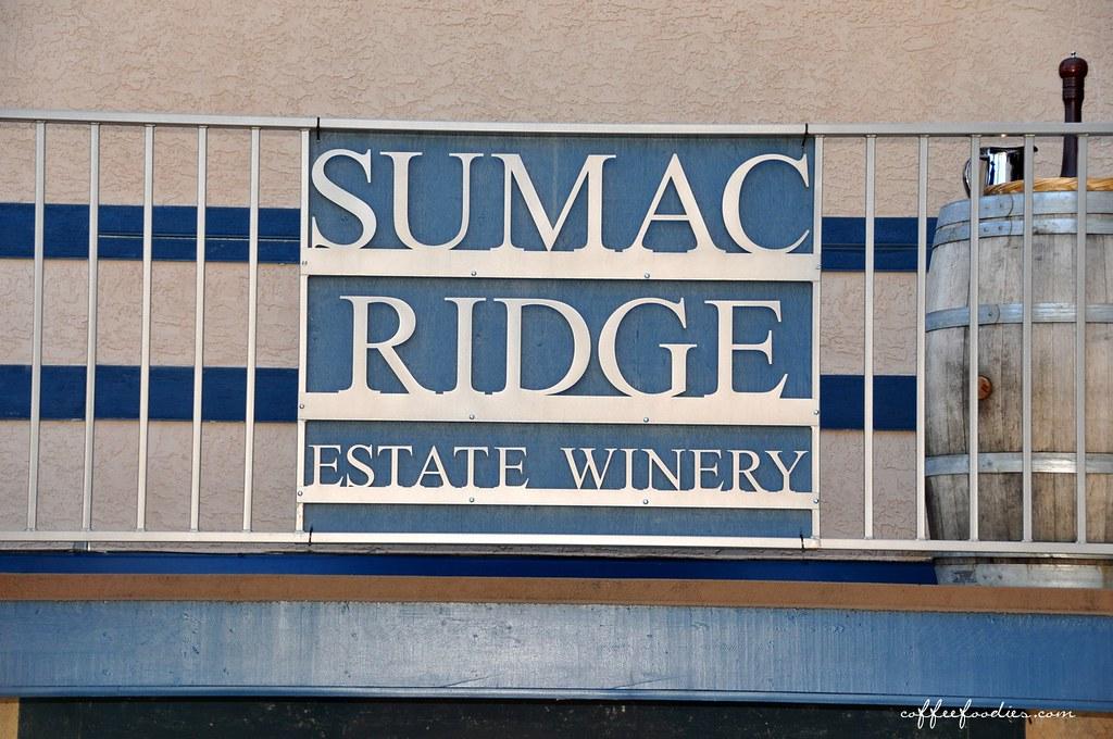 Sumac Ridge Estate Winery SUMMERLAND BC