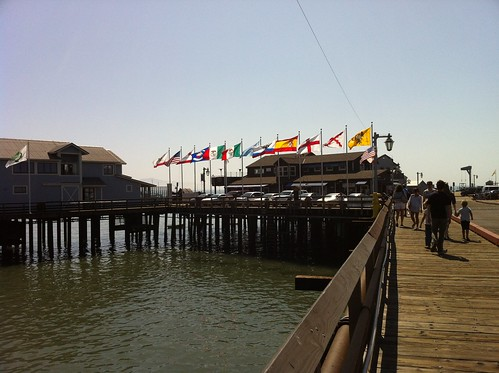 sb--ty warner sea center on the pier