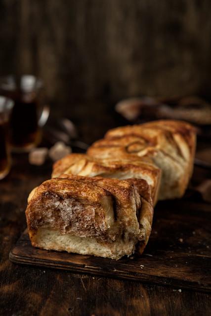 [224/366] Cinnamon Pull-a-Part Bread