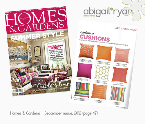 abigail*ryan press H&G Sept issue...