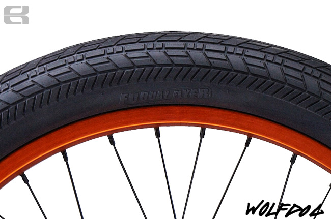 PS 2013 Wolfdog Rear Tire