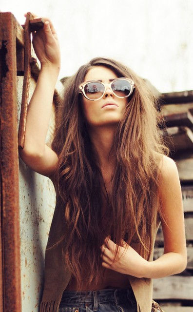 #Beach hair