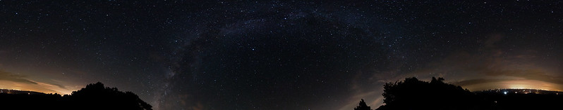 Big Milky Way Pano
