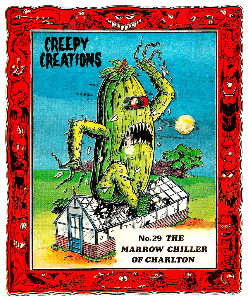 Creepy Creations No.29 - The Marrow Chiller Of Charlton