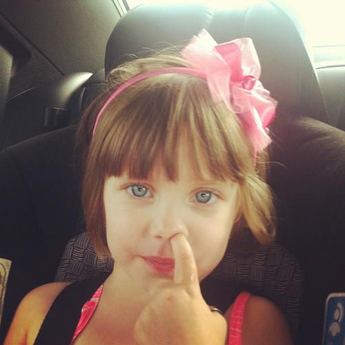 our pretty princess :)