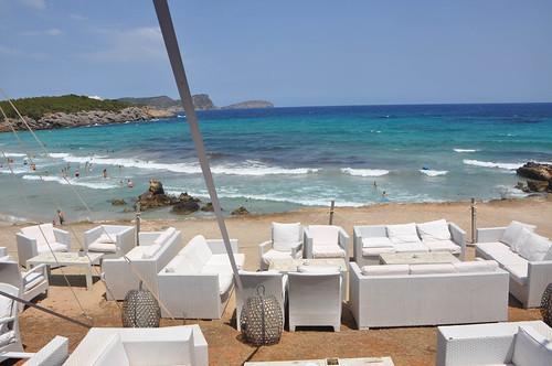Terraza de Atzaro Beach Ibiza
